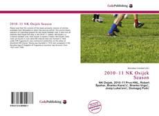 Capa do livro de 2010–11 NK Osijek Season