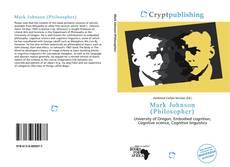 Portada del libro de Mark Johnson (Philosopher)