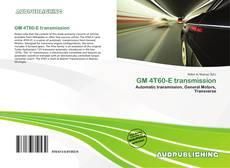Borítókép a  GM 4T60-E transmission - hoz
