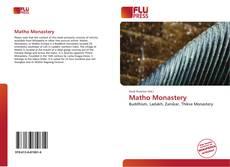 Matho Monastery kitap kapağı