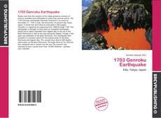 1703 Genroku Earthquake的封面