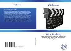 Buchcover von Hanna Hertelendy