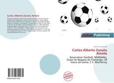 Capa do livro de Carlos Alberto Zanata Amato