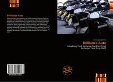 Buchcover von Brilliance Auto