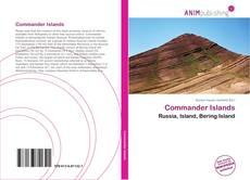 Обложка Commander Islands