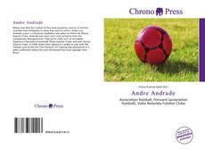 Buchcover von Andre Andrade