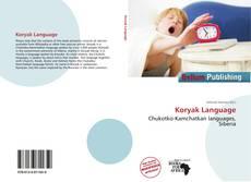 Borítókép a  Koryak Language - hoz
