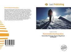Buchcover von Kamchatka Earthquakes