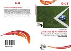 Capa do livro de Célio Silva do Nascimento