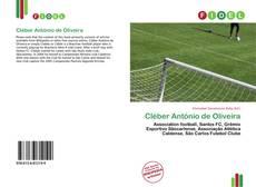 Couverture de Cléber António de Oliveira