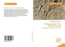Portada del libro de Milwaukee Fire Department
