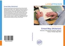 Bookcover of Ernest May (Historian)