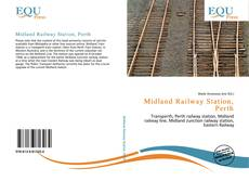 Bookcover of Midland Railway Station, Perth