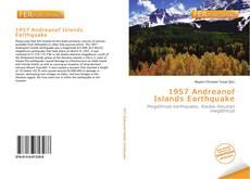 1957 Andreanof Islands Earthquake kitap kapağı
