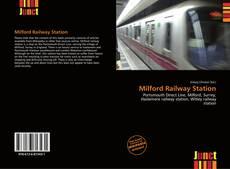 Buchcover von Milford Railway Station