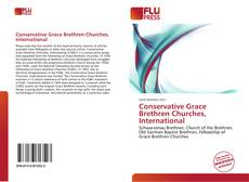 Capa do livro de Conservative Grace Brethren Churches, International