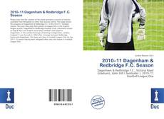 Buchcover von 2010–11 Dagenham & Redbridge F.C. Season