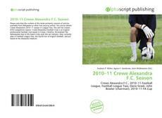 Bookcover of 2010–11 Crewe Alexandra F.C. Season