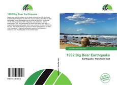 Bookcover of 1992 Big Bear Earthquake
