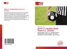 Bookcover of 2010–11 Huddersfield Town F.C. Season