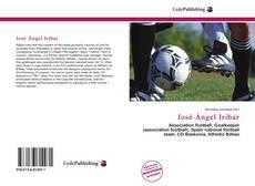Bookcover of José Ángel Iribar