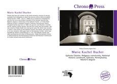 Buchcover von Marie Kachel Bucher