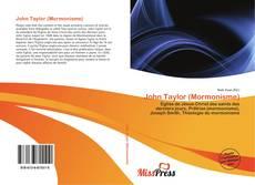 Buchcover von John Taylor (Mormonisme)