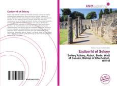Borítókép a  Eadberht of Selsey - hoz