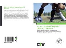 Portada del libro de 2010–11 Milton Keynes Dons F.C. Season