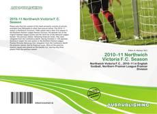Bookcover of 2010–11 Northwich Victoria F.C. Season