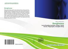 Bookcover of Donghwasa