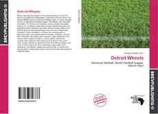 Capa do livro de Detroit Wheels