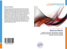 Bookcover of Bounce Music