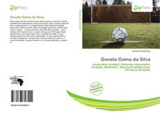 Capa do livro de Donato Gama da Silva