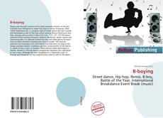 Bookcover of B-boying