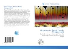 Bookcover of Grawemeyer Award (Music Composition)