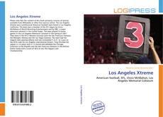 Capa do livro de Los Angeles Xtreme