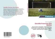 Capa do livro de Geraldo Francisco dos Santos