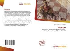 Capa do livro de Masque