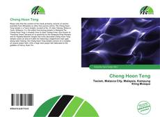 Cheng Hoon Teng kitap kapağı