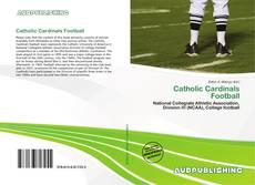 Copertina di Catholic Cardinals Football
