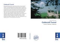 Bookcover of Caldecott Tunnel