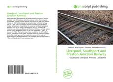 Bookcover of Liverpool, Southport and Preston Junction Railway