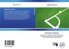 Copertina di Edmílson Matias