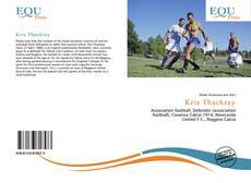 Buchcover von Kris Thackray