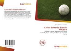 Couverture de Carlos Eduardo Santos Oliveira