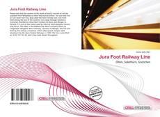 Jura Foot Railway Line kitap kapağı
