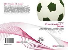 Bookcover of 2010–11 Iraklis F.C. Season