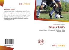 Capa do livro de Fabiano Oliveira