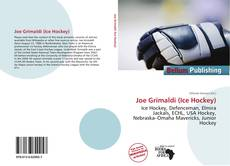 Portada del libro de Joe Grimaldi (Ice Hockey)